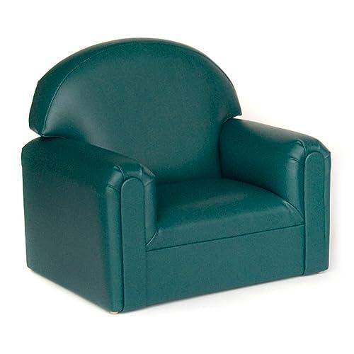 Brand New World Toddler Premium Vinyl Upholstery Chair – Red