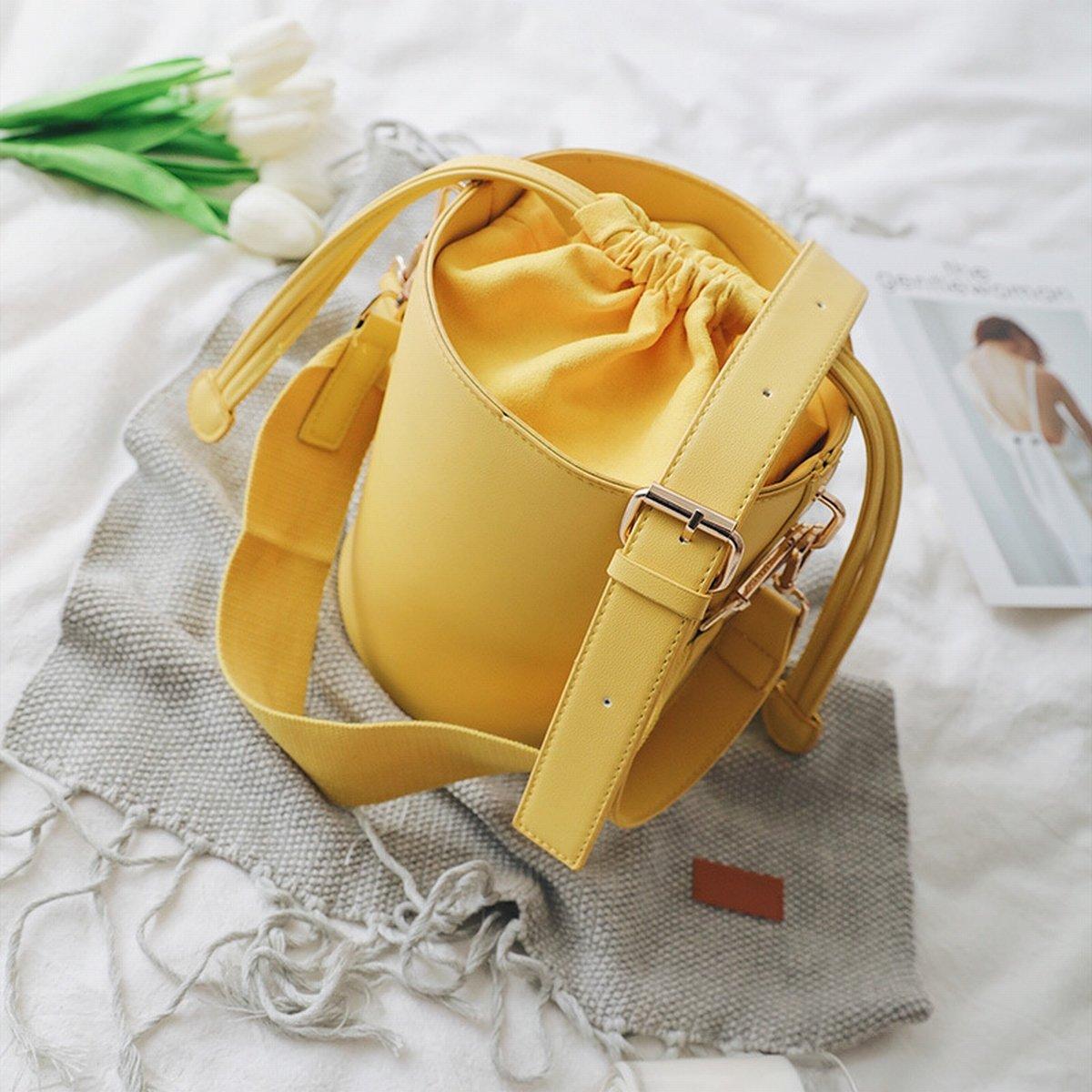 Handtasche für Damen Kette zu der Mode Handtasche Ringbeleuchtung Horizontal Eisbeutel, Gestreift Einheitsgröße