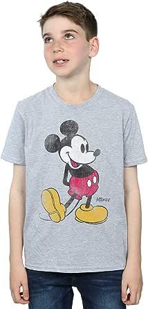 Disney niños Mickey Mouse Classic Kick Camiseta