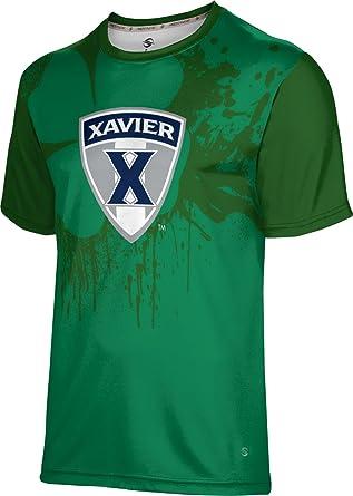 8259187eb ProSphere Xavier University St. Patrick's Day Boys' Performance T-Shirt ( Clover)