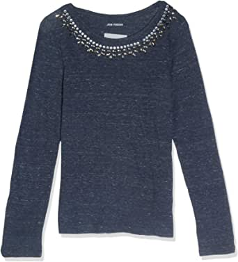 Joe Fresh Full Sleeve Blouse for Women, Size S, Navy