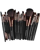 Han Shi Brushes, Fashion 22pcs Cosmetic Makeup Brush Blusher Eye Shadow Lip Brushes Set Kit