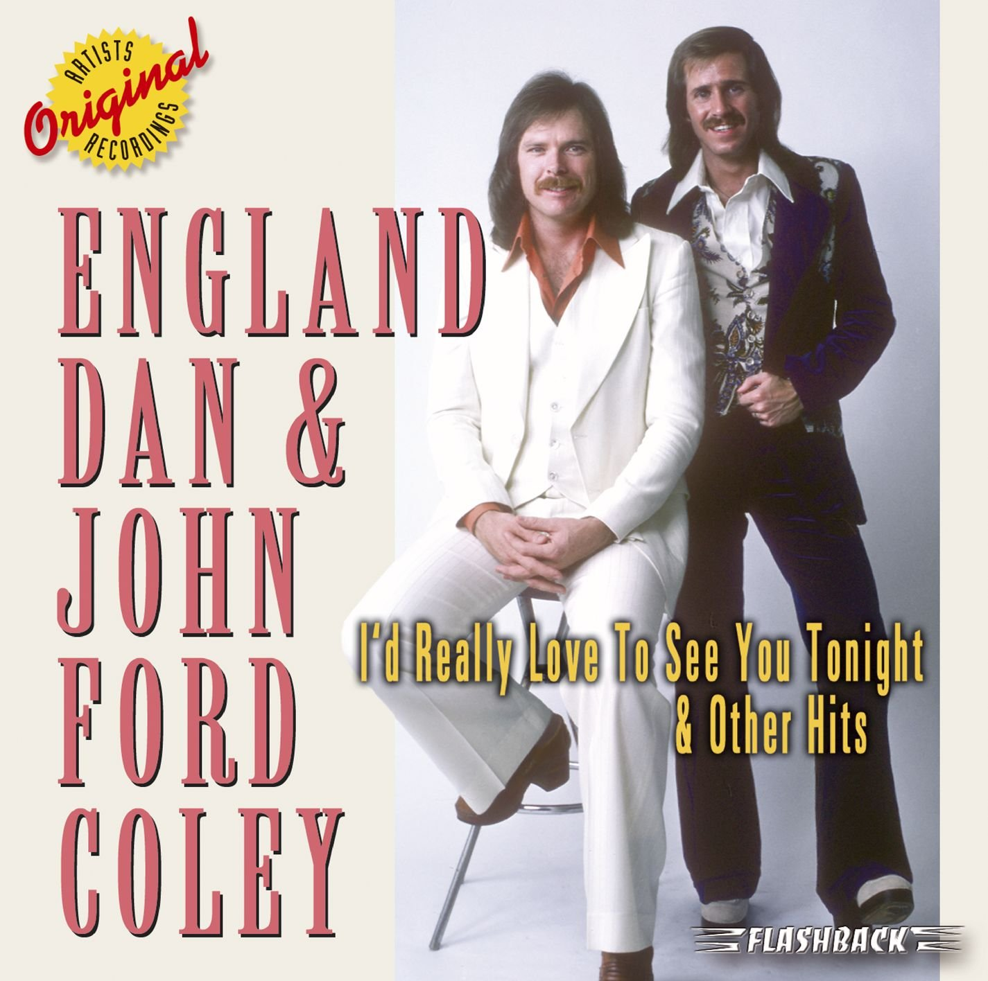 England dan john ford coley i d really love to see you tonight and other hits amazon com music
