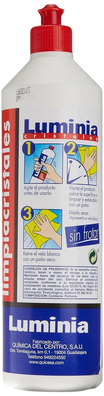 Luminia - Producto de Limpia Cristales - 750 ml: Amazon.es: Alimentación y bebidas