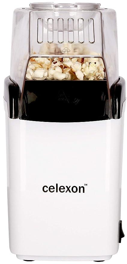 celexon máquina de Palomitas de maíz sin Aceite/bajo en Grasa CinePop CP150 - 13x19x29cm