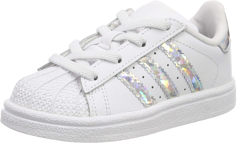 | adidas Originals Superstar EL I WhiteSilver