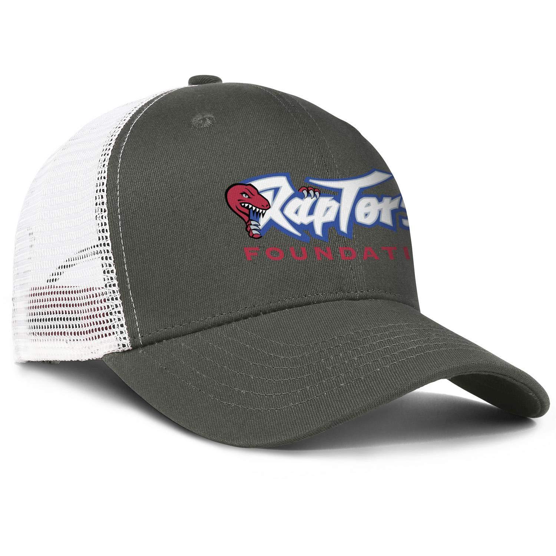 Dad Mesh Hat Raptors-Foundation-Logo Snapback Men Women Adjustable Rock Cap
