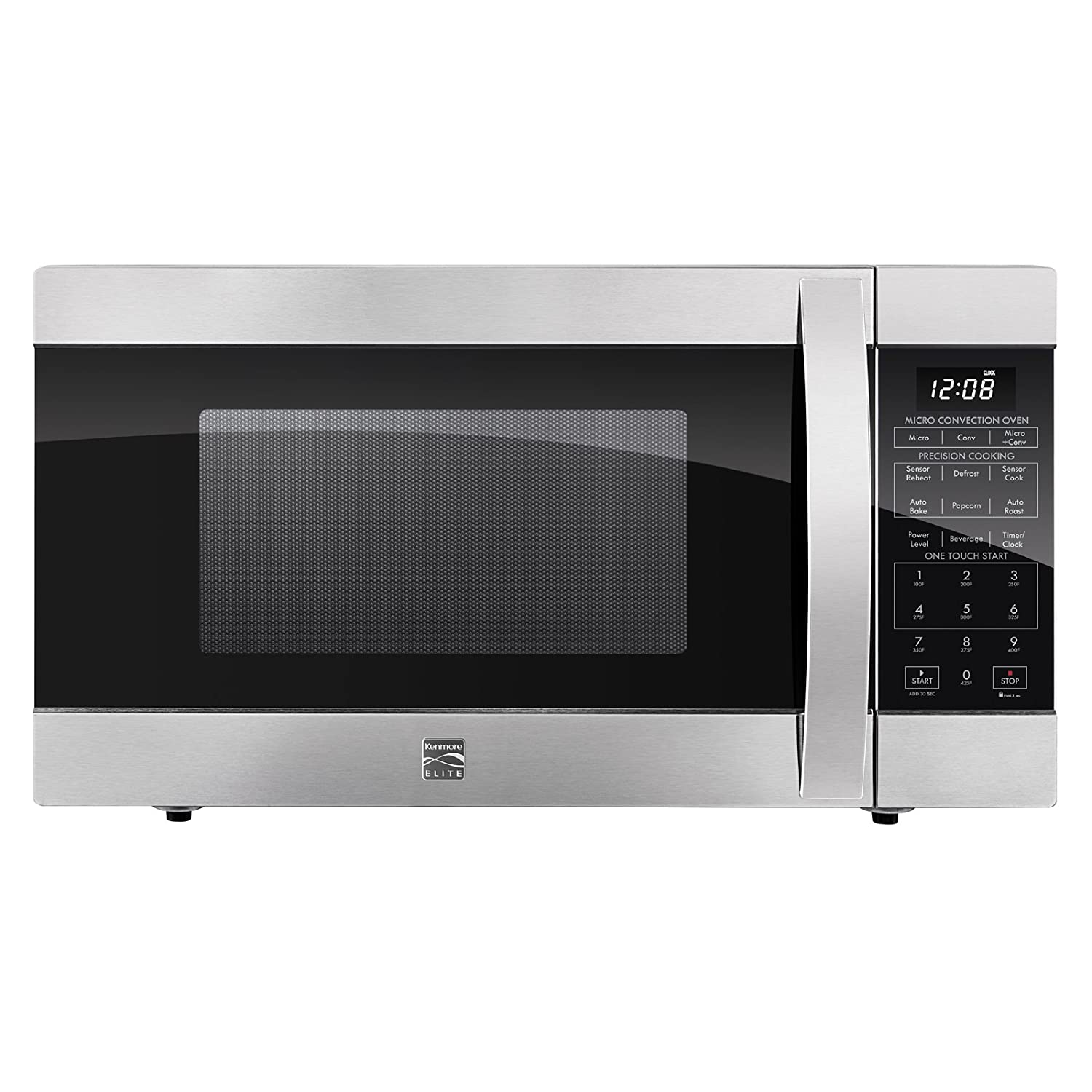 kenmore convection oven. amazon.com: kenmore 1.5 cu ft convection microwave oven combo 77603: kitchen \u0026 dining .