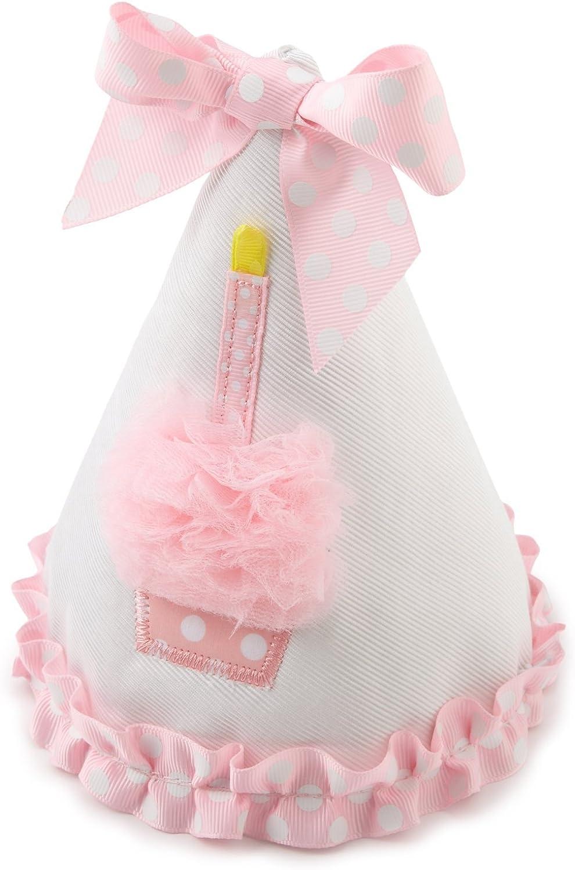Girls First Birthday Hat