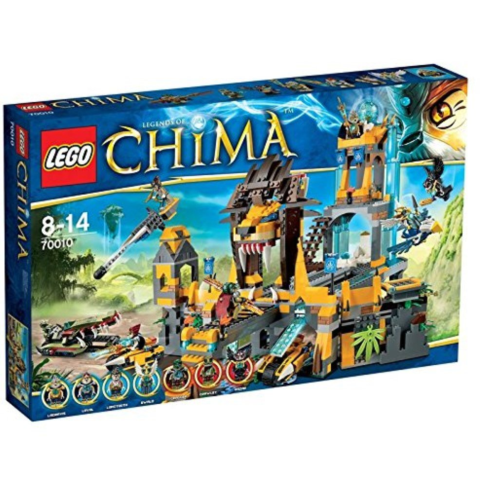 Top 9 Best LEGO Chima Sets Reviews in 2020 4
