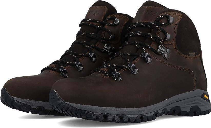hi tec waterproof walking shoes