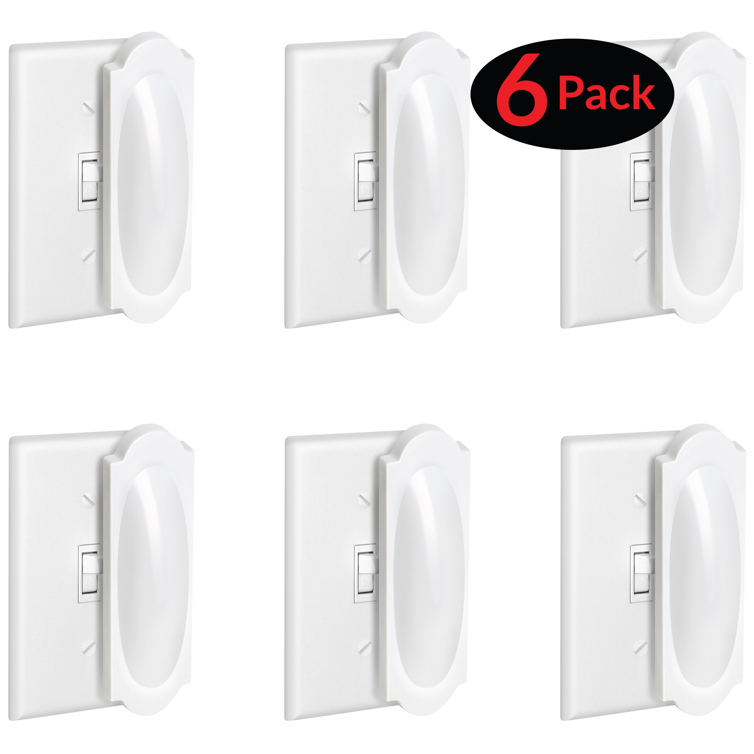 Light Switch Guard (6 pack)