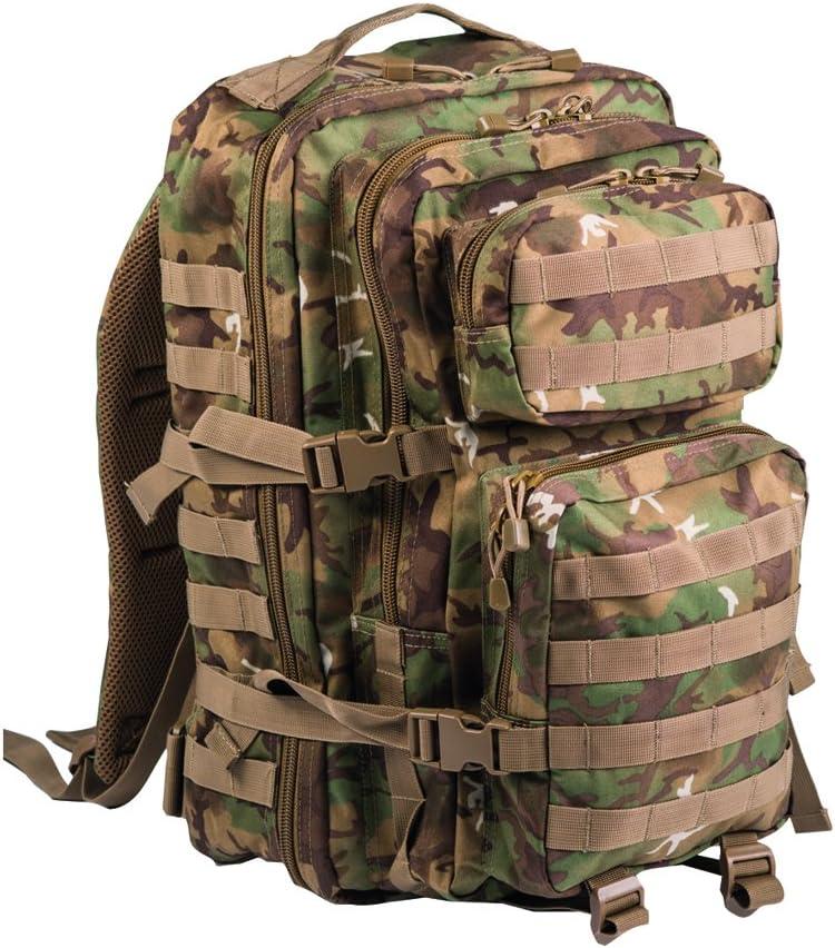 Mil-Tec Us Assault Pack Mochila, Mujer