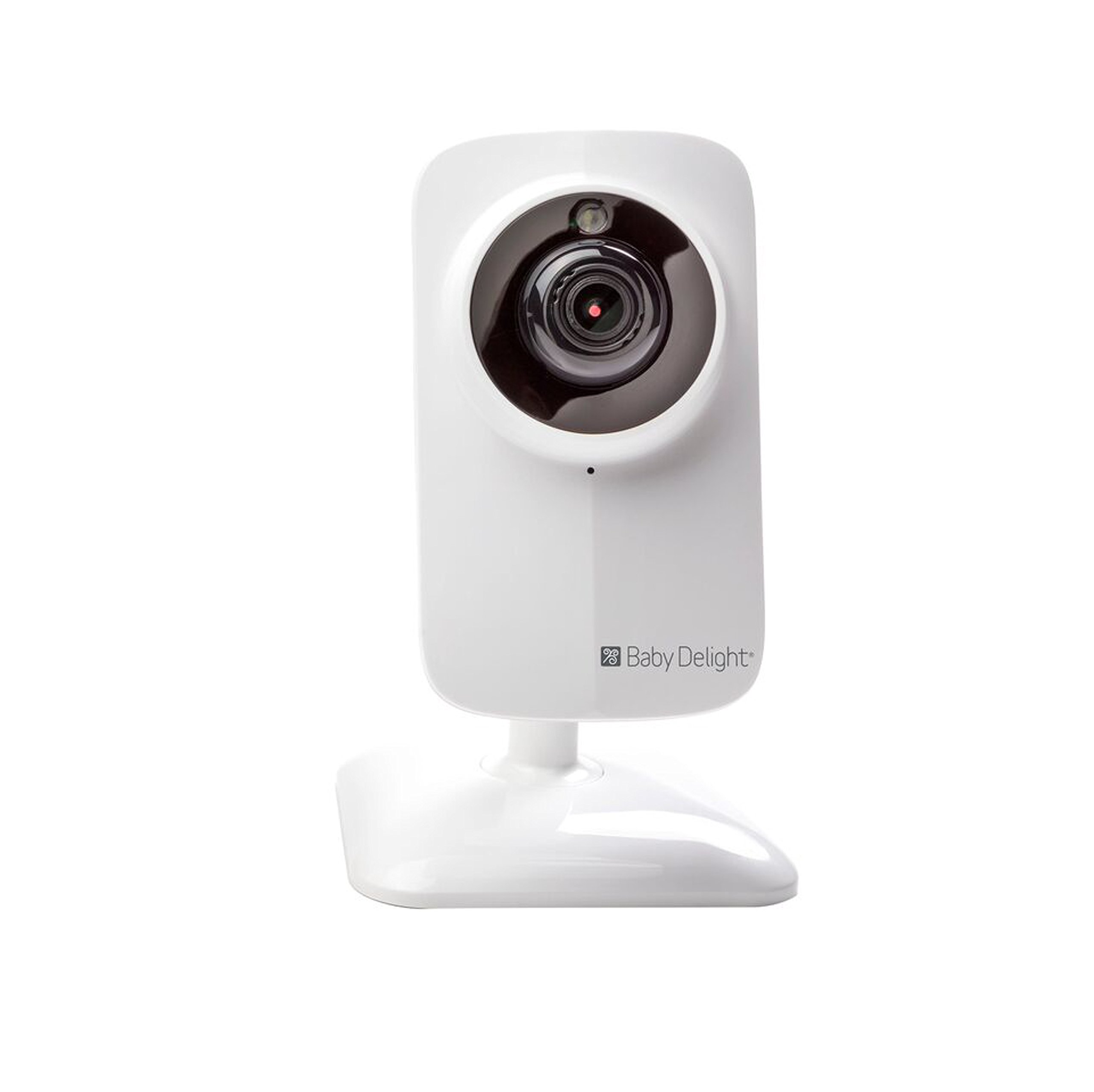 Baby Delight Snuggle Nest HD WiFi Camera to use with a Smartphone | Real-Time Baby Movement and Positioning | Simple and Secure with WiFi | Crisp Night Vision