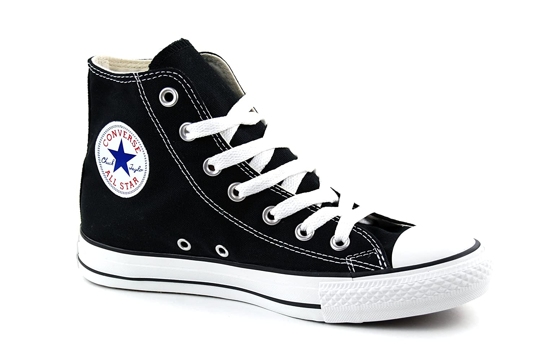 kuumia tuotteita Uudet tuotteet suuri alennus Converse Chuck Taylor All Star Classic High Top Sneakers - Black US Men 10  / US Women 12