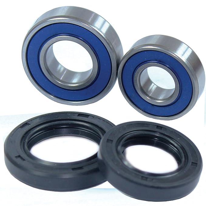 Front Wheel Ball Bearing and Seals Kit Fits YAMAHA RAPTOR 660R YFM660R 2002-2005