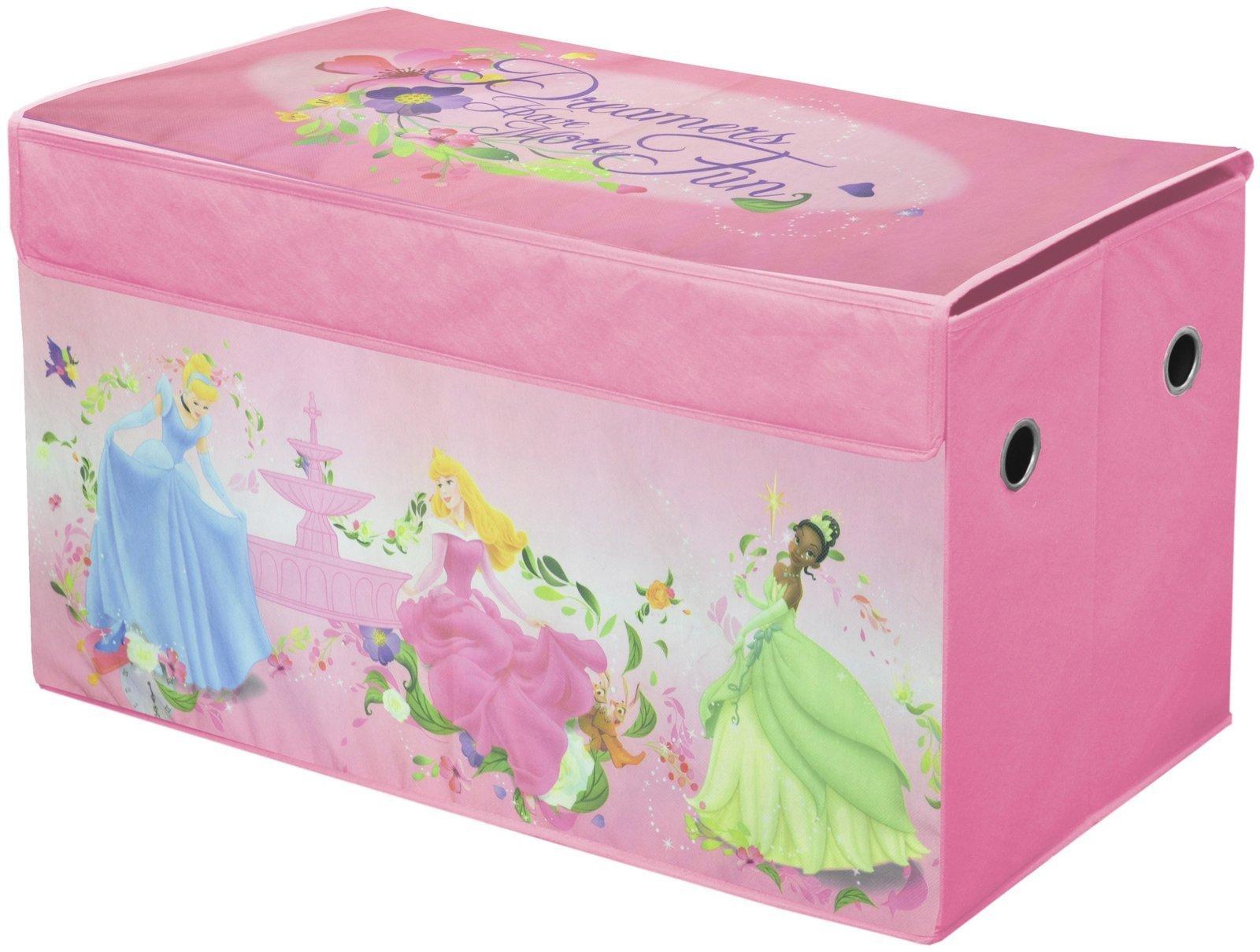 Disney Princess Collapsible Storage Trunk by Disney