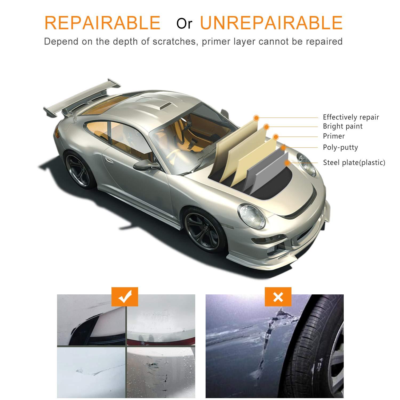 3 Pack Auto Trockentuch f/ür Polier Reinigung EASY EAGLE Microfasertuch Autopflege 1200GSM Microfasertuch 40 x 40 cm