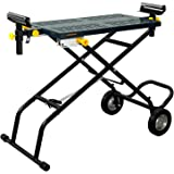 POWERTEC MT4005 Universal Mounting Deluxe Rolling Stand