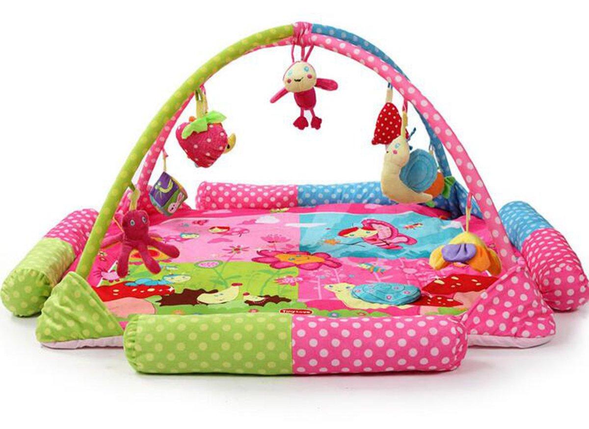 Guurachi Roaming Safari, Activity Gym Playmat Baby Toy
