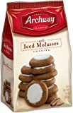 Archway  Iced Molasses Cookies, 12 Ounce