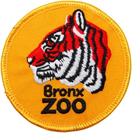 4x2in Printed Novelty Applique Patch CafePress Zoo Keeper Patches Patch