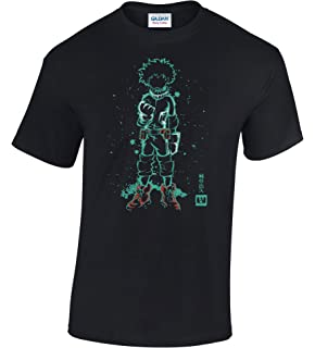 Cloud City 7 My Hero Academia Deku Manga Portrait Kids T-Shirt