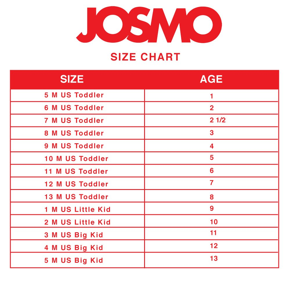 Josmo 2-8 Wide Walking Shoes (Navy, 5.5 Wide) by Josmo (Image #4)