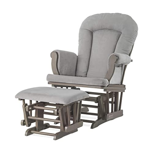 Forever Eclectic Nursery Glider