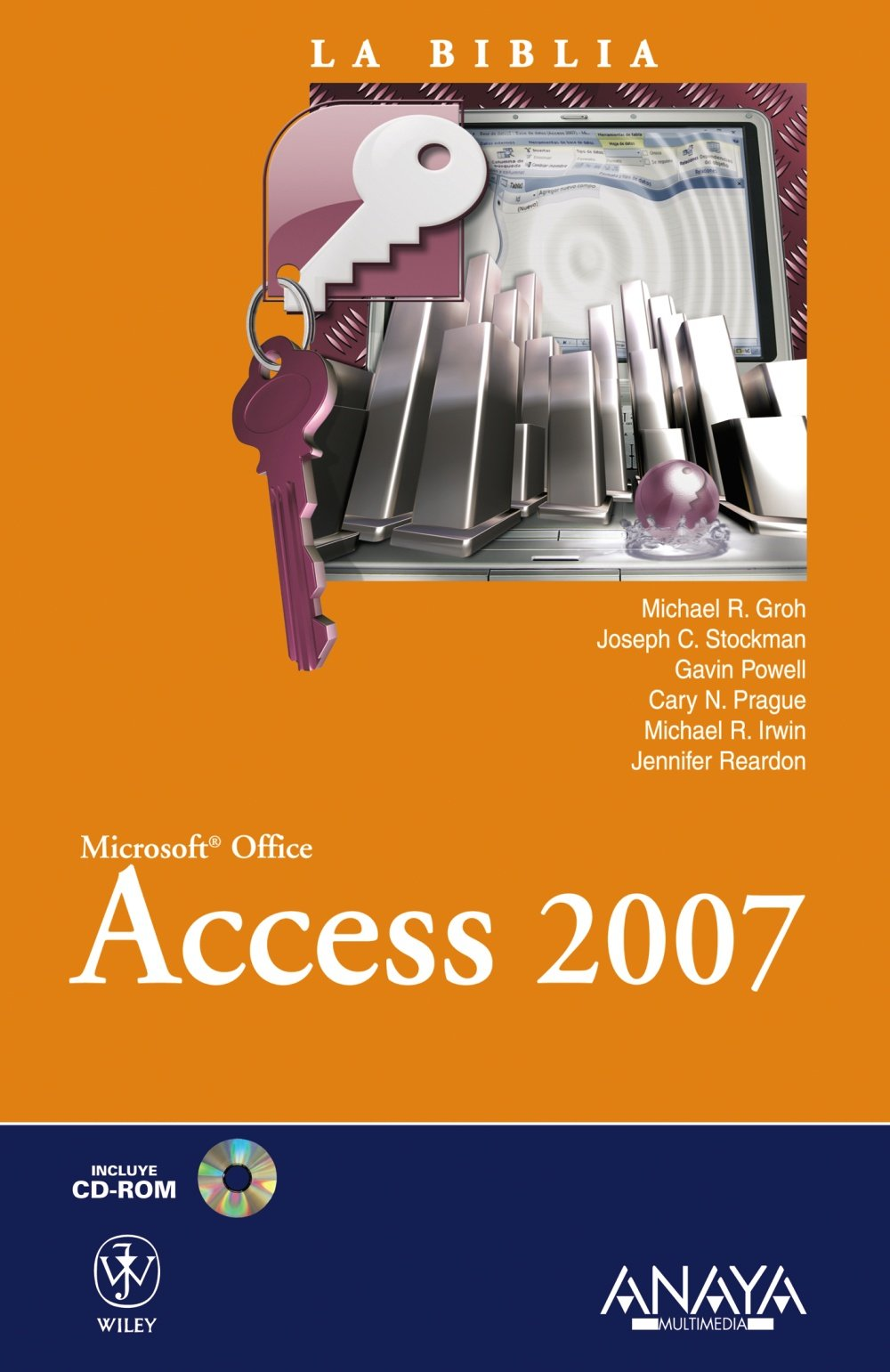 Download Access 2007 (Spanish Edition) ebook