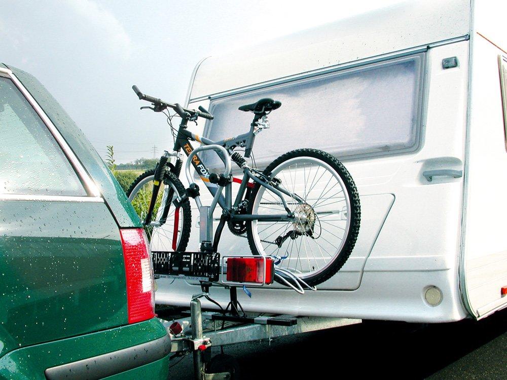 LAS 11405 Aufnahme f/ür Fahrradtr/äger auf der Deichsel