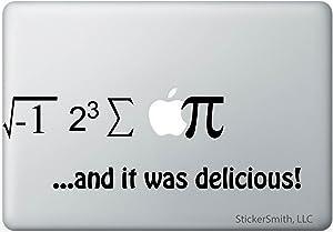 Apple Equation Macbook Decal Mac Decal Macbook Pro Laptop Sticker Vinyl Decal Mac Apple Skin 13 15 17