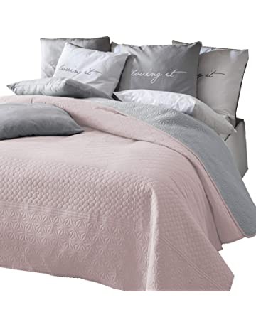 Bedding Made In Italy Double-face 260 X 270 Tagesdecke Stepp Hochzeits