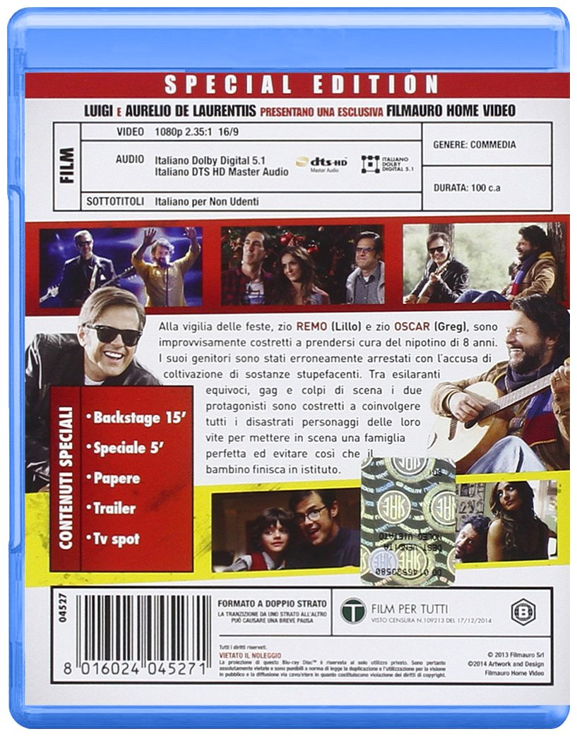 Un Natale Stupefacente Special Edition Amazonit Claudio Gregori
