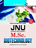 JNU Combined M.Sc. Biotechnology Entrance Examination Guide