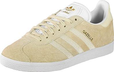 bbc27167e68a8c adidas Originals Damen Sneaker Gazelle Offwhite (20) 40  Amazon.de ...