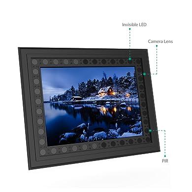 Conbrov T10 HD 720P Photo Frame Hidden Spy Camera