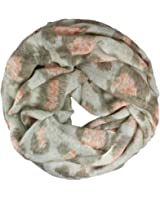 Loop Scarf Women´s Scarf with animal print