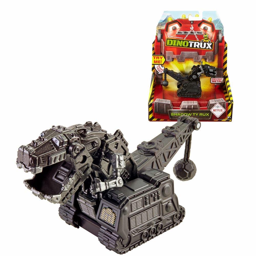 Mattel Die Cast Fahrzeuge | Auswahl verschiedener Modelle | Dinotrux CJW96, Figuren:Garby - Recygo