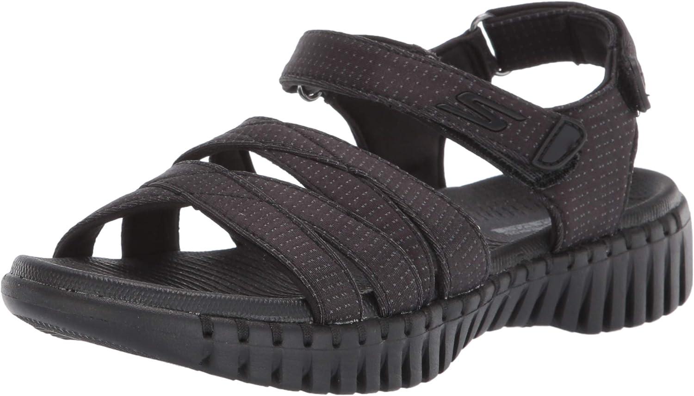 Skechers Women's Ankle Strap Sandal