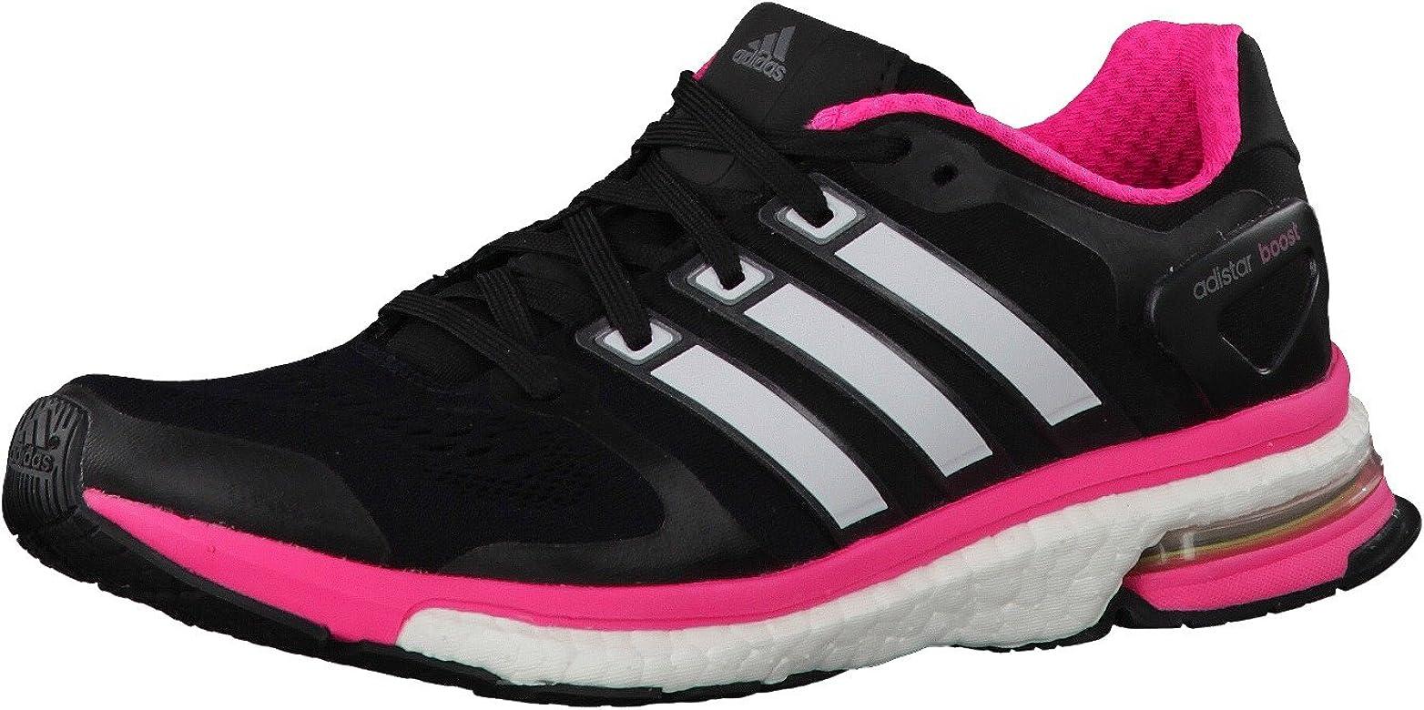 Adistar, Boost - Zapatillas de running, color negro, talla 40 EU ...