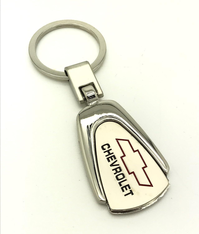 Does not apply key-chev Logo Emblema Llavero Cadena Fob ...