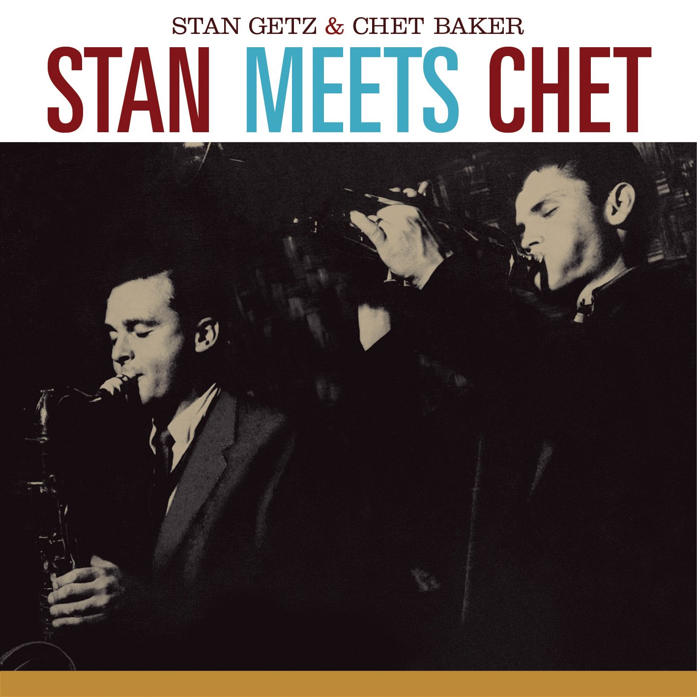 Stan Getz - Getz Meets Mulligan In Hifi Vol. 2