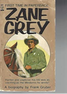 Image result for frank gruber biography zane gray