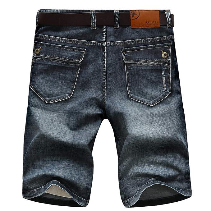 Amazon.com: Pantalones vaqueros para hombre, estilo retro ...