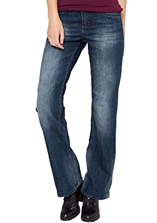 s oliver damen bootcut jeans 40 32