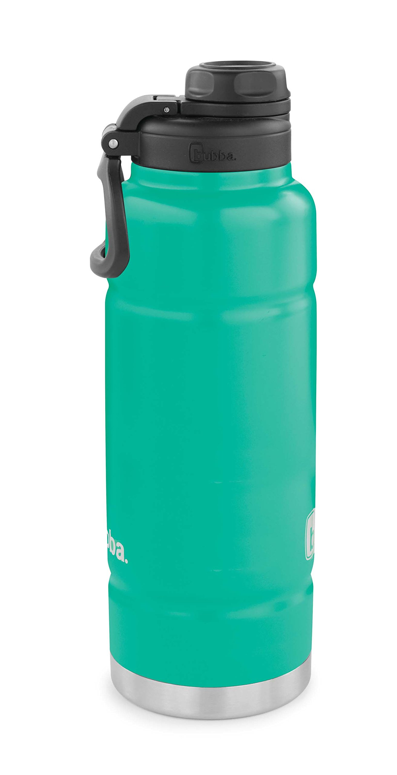 Bubba Trailblazer Vacuum-Insulated Stainless Steel Water Bottle, 40 oz, Rock Candy by bubba (Image #2)