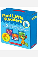 First Little Readers Parent Pack: Guided Reading Level B: 25 Irresistible Books That Are Just the Right Level for Beginning Readers Paperback