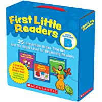 First Little Readers Parent Pack: Guided Reading Level B: 25 Irresistible Books That Are Just the Right Level for…