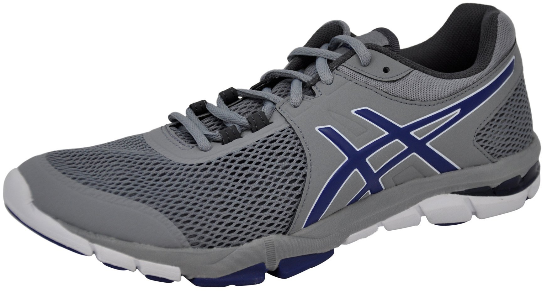 cad9e1a60 Galleon - ASICS Men's Gel-Craze TR 4 Cross-Trainer Shoe (12 D(M) US, Stone  Grey/Blue Print)
